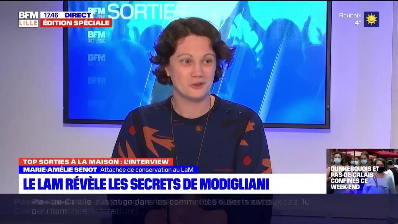 Top sorties: l'émission du 5/03 avec Marie-Amélie Senot, attachée de  conservation au Lam