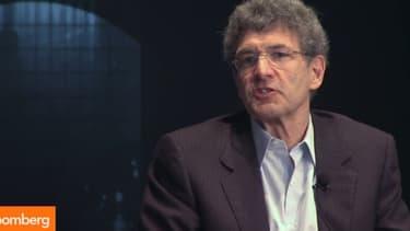 Alan Horn, PDG de Disney, sur Bloomberg TV le 22 avril 2014