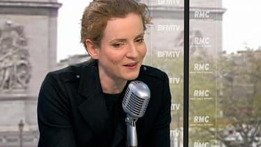 Nathalie Kosciusko-Morizet est candidate à la primaire UMP pour les municipales parisiennes à Paris.