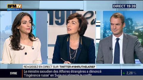 """Anna Cabana face à David Revault d'Allonnes: Marine Le Pen renonce à participer à """"Des paroles et des actes"""" sur France 2"""
