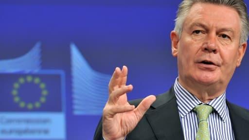 """""""Nous sommes la plus grosse économie du monde, trois fois la taille de la Chine, mais nous ne le réalisons pas toujours"""", rappelle Karel de Gucht à Pékin."""