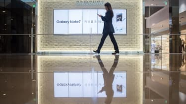 La production du Galaxy Note 7 est suspendue