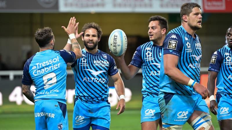 Top 14: Montpellier presque sauvé en surclassant Toulon