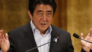 Shinzo Abe veut revenir vers une inflation de 2%, après des années de déflation.