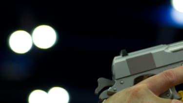 Lors d'une convention de la National Rifle Association en 2013 au Texas (illustration) - Karen Bleier - AFP