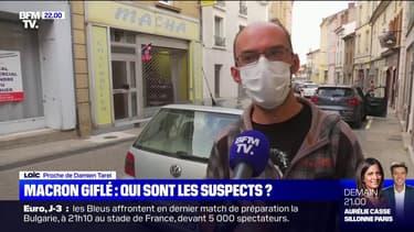 Emmanuel Macron giflé: qui sont les suspects ?