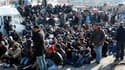 Ces six derniers jours, plus de 5 000 immigrants clandestins ont débarqué sur la petite île italienne de Lampedusa, à 138 km des côtes tunisiennes.