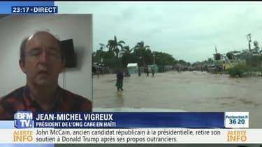 """Urgence en Haïti: """"Tout le monde aimerait voir l'aide arriver le plus vite possible"""", Jean-Michel Vigreux"""
