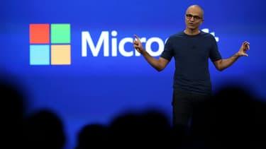 Satya Nadella a changé le modèle économique de Microsoft