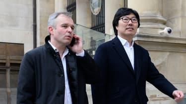 François de Rugy et Jean-Vincent Placé