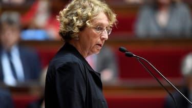 Muriel Pénicaud à l'Assemblée nationale.