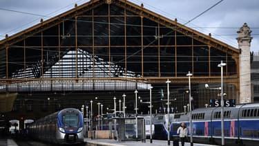 Le trafic SNCF reviendra à la normale samedi 5 mai. (image d'illustration)