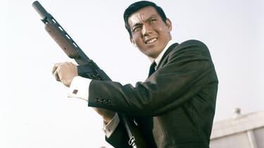 L'acteur Joe Shishido