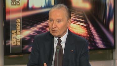 Raymond Soubie était l'invité du Grand Journal ce mardi 3 février