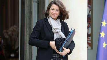 La ministre de la Santé, Agnès Buzyn.