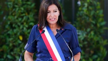 Anne Hidalgo n'a pas encore officiellement déclaré sa candidature.