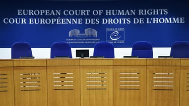La Cour Européenne des Droits de l'Homme (photo d'illustration)
