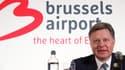 Arnaud Feist, PDG de Brussels Airport, précise que les installations ne seront pas totalement rénovées. Il désire initier une réflexion sur le terminal du futur.