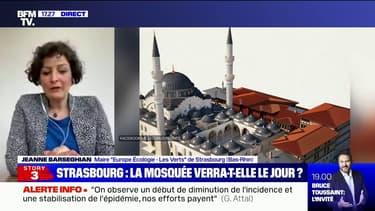 """Mosquée à Strasbourg: la maire de la ville dénonce """"une véritable ambiguïté dans la position de l'État français"""""""