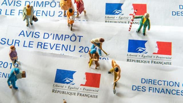 """La France se distingue par """"des recettes issues des cotisations de sécurité sociale substantiellement plus élevées"""" que dans les autres pays de l'OCDE."""