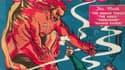 Le premier numéro de Marvel Comics