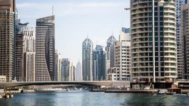 Alstom a remporté le contrat pour prolonger le métro de Dubaï.
