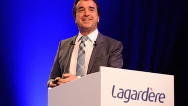 Le groupe d'Arnaud Lagardère s'est discrètement retiré du lobby Open Internet Project.