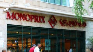 Monoprix est déjà présent au Maghreb, comme ici en Tunisie.