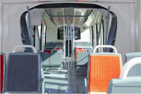 Les rames du futur tram-train de Saint-Saint-Denis seront de la gamme Citadis Dualis d'Alstom.