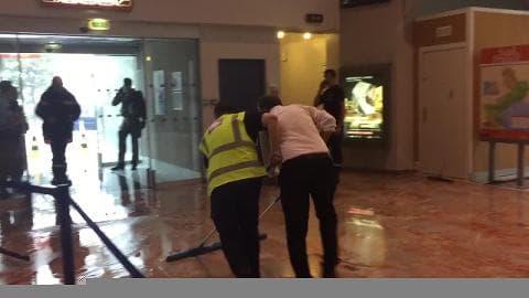 L'aéroport Montpellier Méditerranée est inondé - Témoins BFMTV