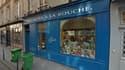 Les Mots à la bouche, librairie LGBT située dans le quartier du Marais à Paris.