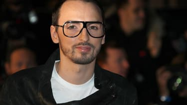 Christophe Willem en janvier 2010
