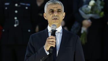 Sadiq Khan, maire de Londres