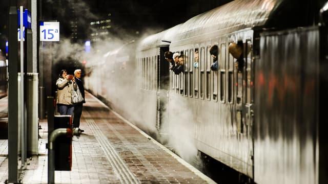Les Pays-Bas veulent être les pionniers du train sans conducteur (image d'illustration).