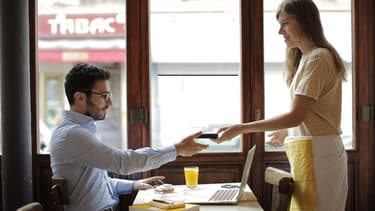 Le service compte sur sa simplicité pour séduire commerçants, artisans ou auto-entrepreneurs. Il ne faut que quelques minutes pour s'y inscrire.
