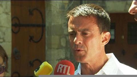 """Immigration: """"La réponse est européenne"""", selon Manuel Valls"""