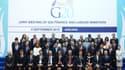 Les ministres des Finances et banquiers centraux du G20, réunis à Ankara.