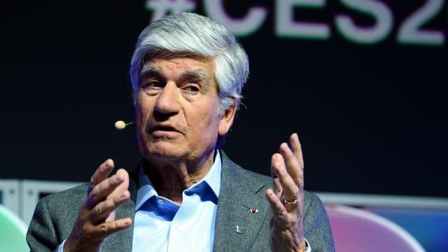 Maurice Lévy est le patron le mieux payé du CAC 40, devant Jean-Paul Agon de L'Oréal et Bernard Arnault de LVMH.