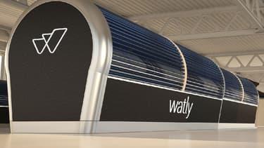 Capable de produire de l'électricité, de purifier l'eau et d'offrir une connexion internet haut-débit, la super-machine Watly 3.0 est avant-tout destinée à l'Afrique.