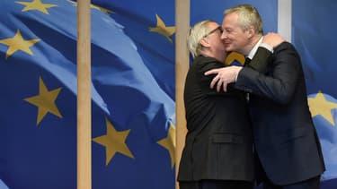 La Commission européenne est satisfaite de la trajectoire budgétaire de la France.