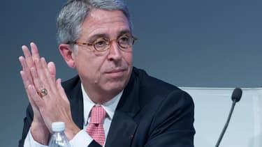 Arnaud de Puyfontaine, patron provisoire de Telecom Italia
