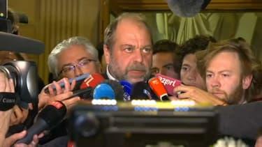 Eric Dupont-Moretti, avocat d'Abdelkader Merah.