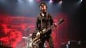 Green Day sur scène en mars 2017