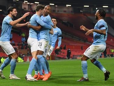 Manchester City en finale de League Cup
