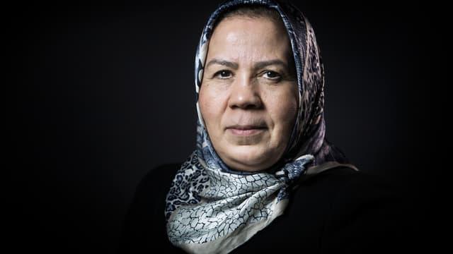 Latifa Ibn Ziaten, le 25 janvier 2016.