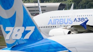 Airbus a cette fois nettement devancé Boeing
