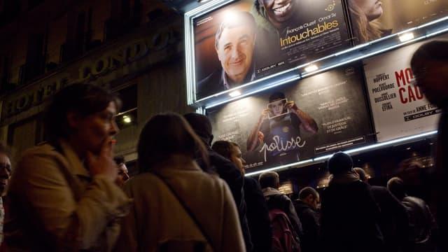 La quasi-totalité des salles françaises est désormais équipée d'un projecteur numérique