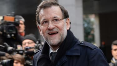 Mariano Rajoy s'est voulu rassurant pour 2014.