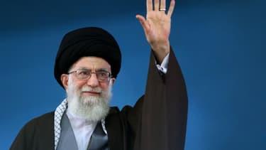 Ali Khamenei, le guide suprême iranien, s'est félicité de la levée d'une partie des sanctions.