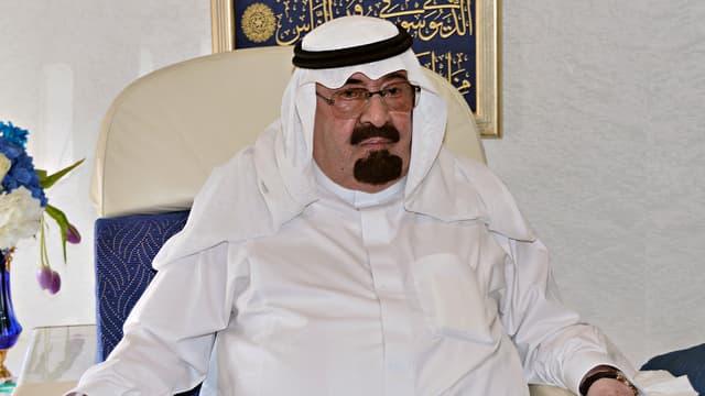 Le Roi Abdallah Ben Abdel Aziz Al-Saoud